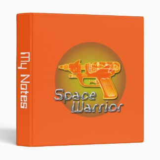 Space Warrior Binder Template