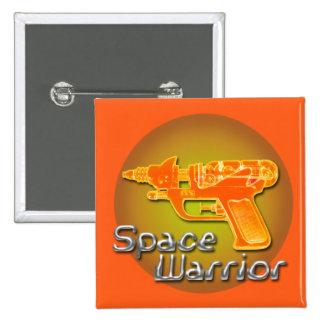 Space Warrior Button
