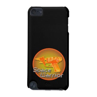 Space Warrior iPod Case