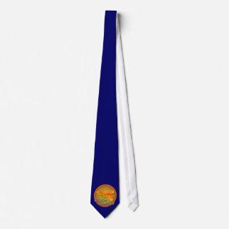 Space Warrior Tie