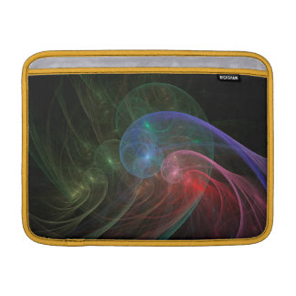 Space Wave Sleeve For MacBook Air