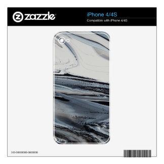 Space Wind iPhone 4 Skins