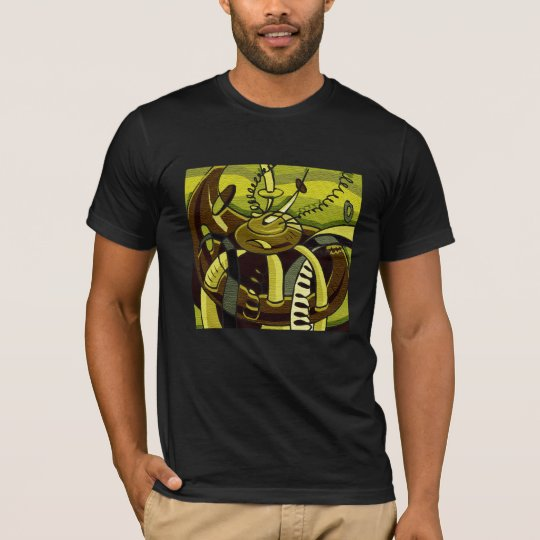 """""""SPACE WIZARD"""" T-SHIRT"""