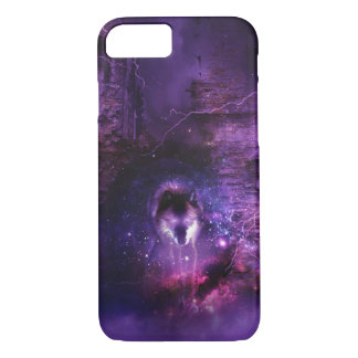 Space Wolf iPhone 7 case