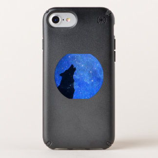 Space Wolf Speck iPhone Case