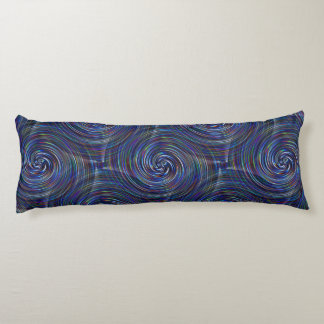 space wormhole computer imagined graphic body pillow
