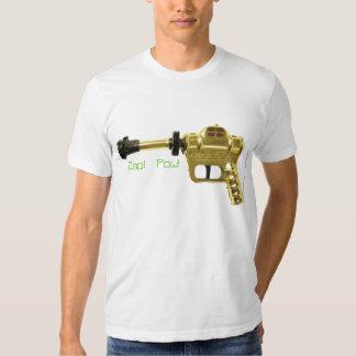 Spaceage Ray Gun Tee Shirts