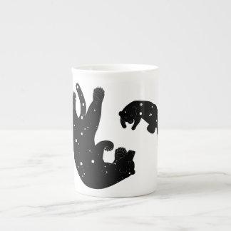 Spacebears Tea Cup