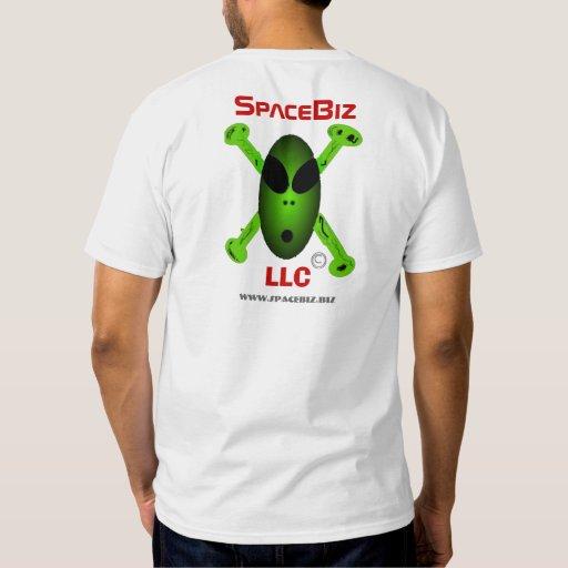 SpaceBiz, LLC Remera