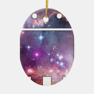 Spacebot Ceramic Ornament