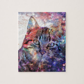 SpaceCat Jigsaw Puzzle