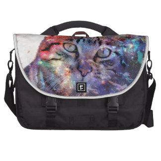 SpaceCat Laptop Commuter Bag