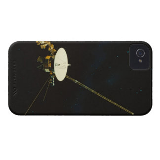 Spacecraft in Space iPhone 4 Case
