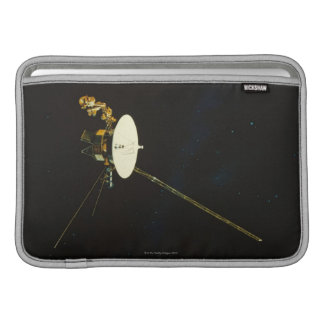 Spacecraft in Space Sleeves For MacBook Air