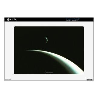 "Spacecraft Over Neptune 15"" Laptop Skins"