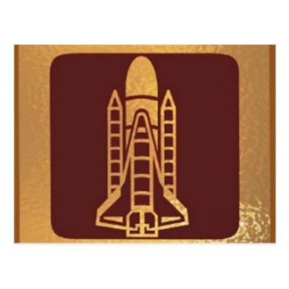 SPACECRAFT space craft Post Card