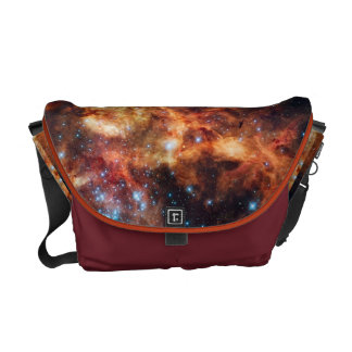 Spaced out Messenger Bag