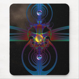 Spaced Out Mouse Pad