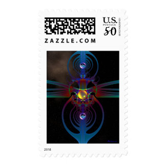 Spaced Out Postage