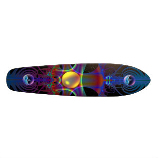 Spaced Out Skateboard Deck