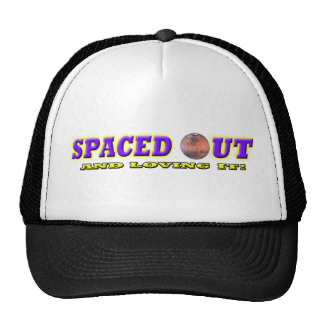 SPACED OUT TRUCKER HAT