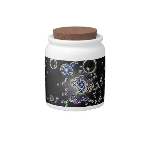 SpAcEdOuT JaR Candy Jars