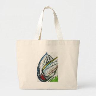 spacefarersmask large tote bag
