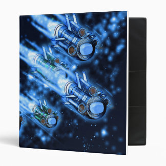 Spacefleet 3 Ring Binder