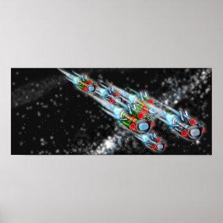 Spacefleet Poster