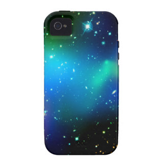 SpaceGalaxies Gifts - Galaxy Cluster Abell Case-Mate iPhone 4 Covers