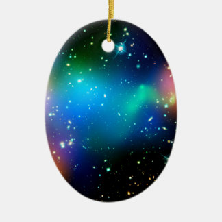 SpaceGalaxies Gifts - Galaxy Cluster Abell Christmas Tree Ornaments