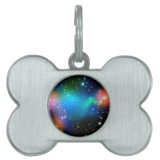 SpaceGalaxies Gifts - Galaxy Cluster Abell Pet Tags