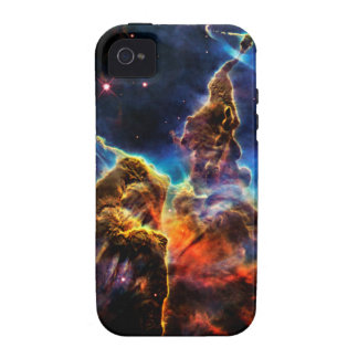 SpaceGalaxies Gifts - 'Mystic Mountain' iPhone 4 Covers