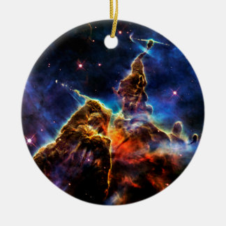 SpaceGalaxies Gifts - Mystic Mountain Ornaments