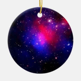 SpaceGalaxies Gifts - Pandora s Cluster – Abell 27 Christmas Tree Ornament