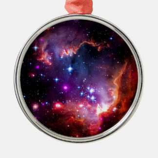 SpaceGalaxies Gifts - Small Magellanic Cloud Christmas Ornament
