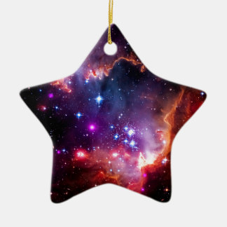 SpaceGalaxies Gifts - Small Magellanic Cloud Christmas Ornaments