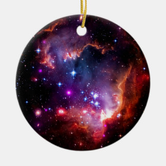SpaceGalaxies Gifts - Small Magellanic Cloud Ornament