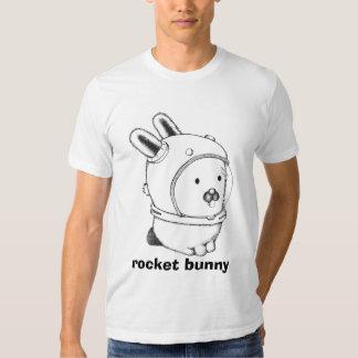 spaceglenda300, rocket bunny T-Shirt