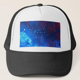 SpaceHat Trucker Hat