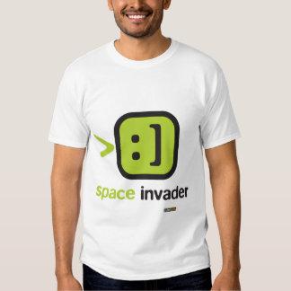 spaceinvader camisas