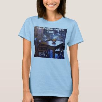 spacekitchen, The Cosmic Supper Club T-Shirt