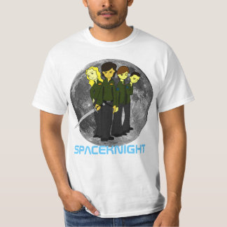 Spaceknight T-shirt
