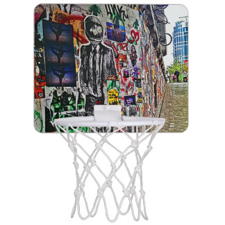 Spaceman Business Time Mini Basketball Hoop