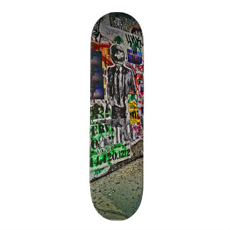 Spaceman Business Time Skateboard