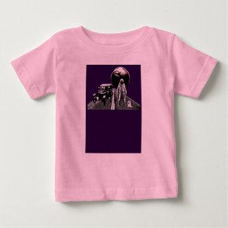 spaceman hitch hiker baby T-Shirt