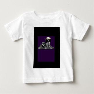 Spaceman Hitch-Hiker Baby T-Shirt