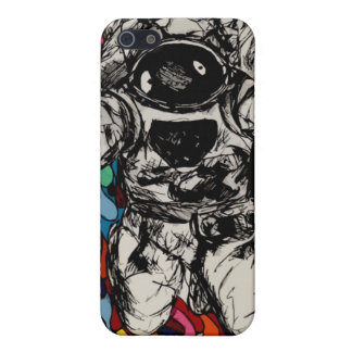 SPACEMAN iPhone SE/5/5s COVER
