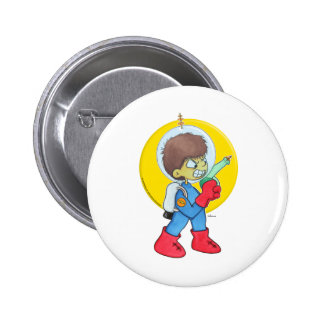 Spaceman Mad Buttons