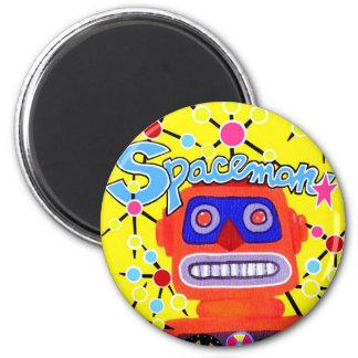 Spaceman Magnet
